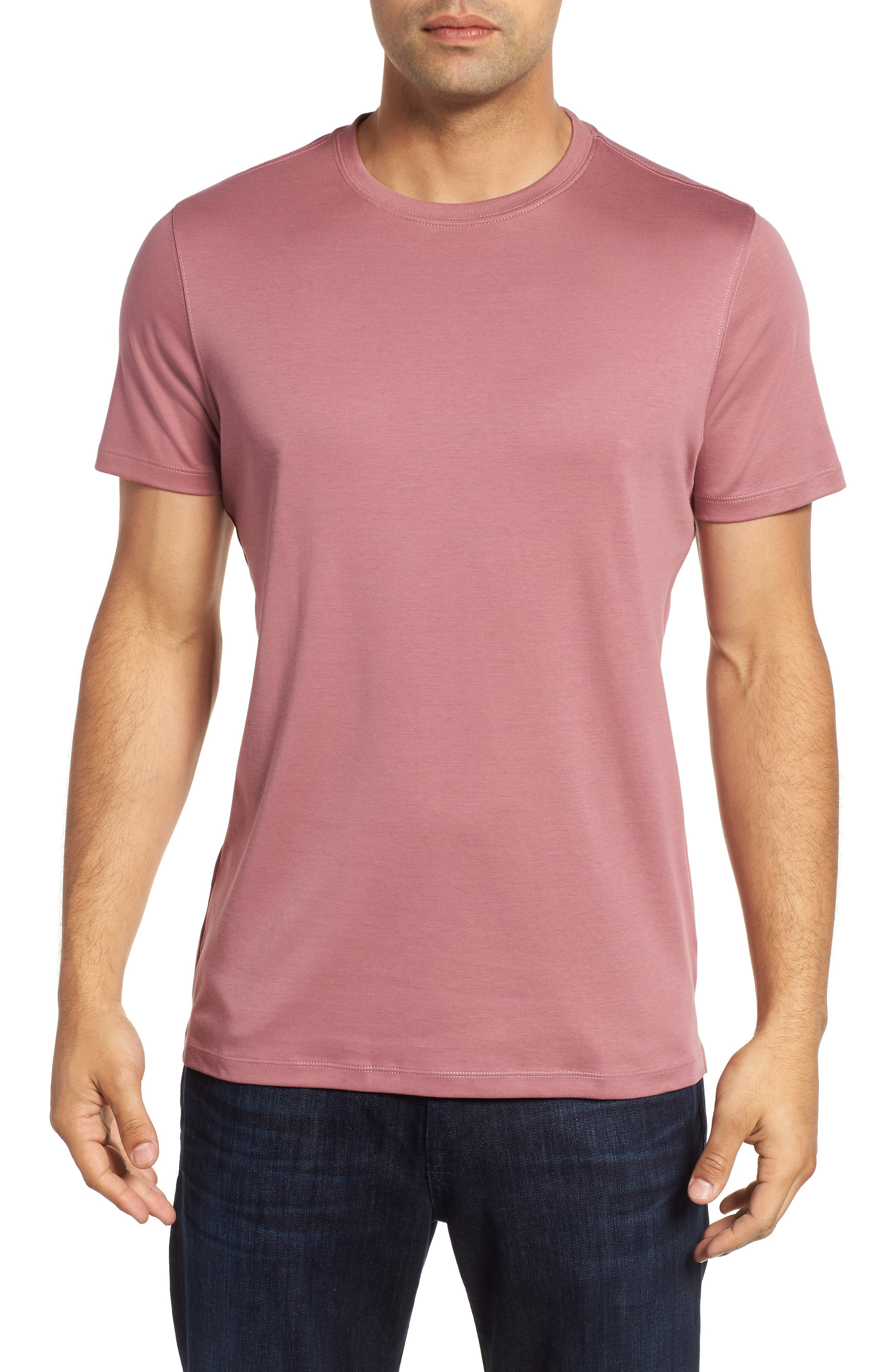 ,                             Georgia Crewneck T-Shirt,                             Main thumbnail 25, color,                             660