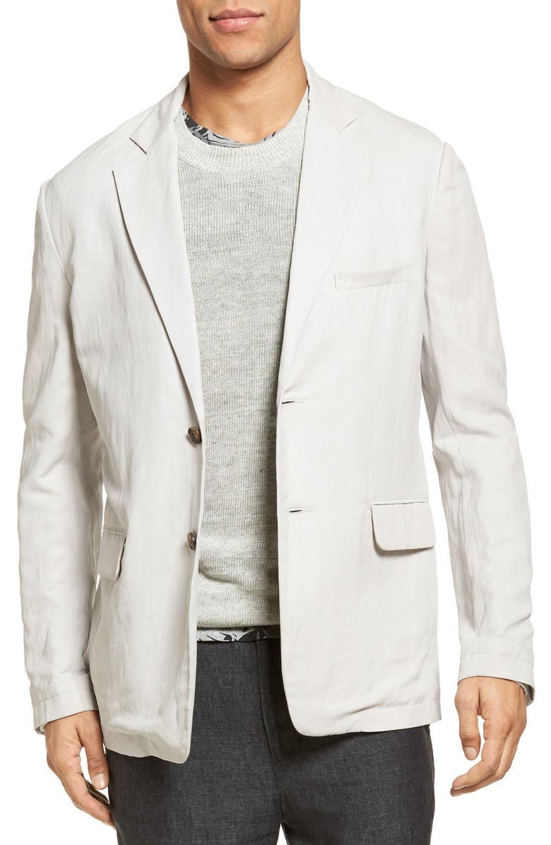 VINCE Relaxed Blazer, Main, color, 110