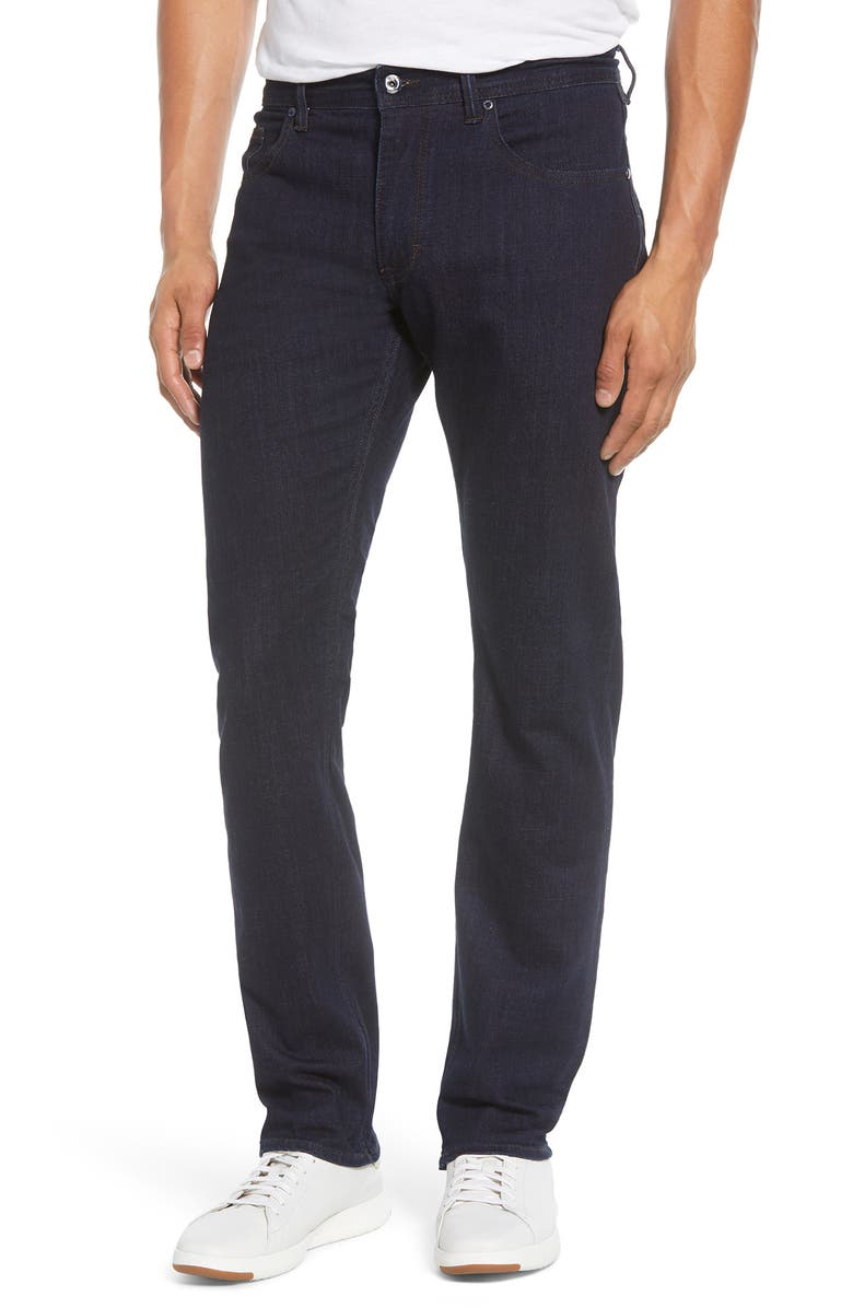 Robert Graham Koch Regular Fit Jeans Indigo