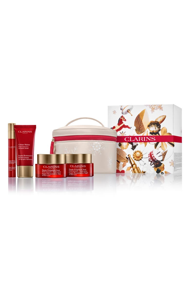 CLARINS Super Restorative Luxury Collection, Main, color, 000