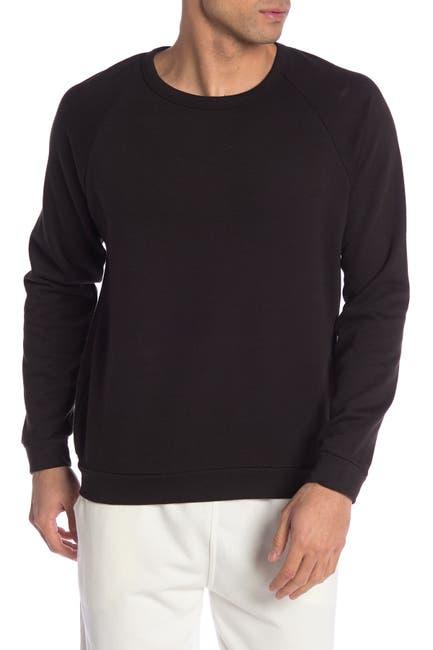 Image of Onia Dave Raglan Palm Graphic Sweatshirt