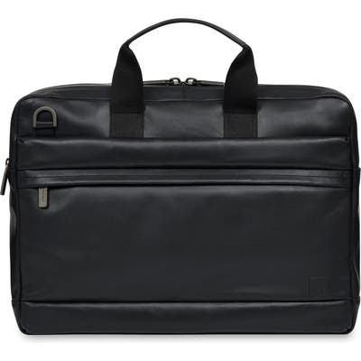 Knomo London Barbican Rosco Leather Briefcase -
