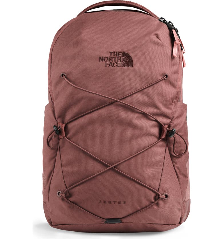 THE NORTH FACE 'Jester' Backpack, Main, color, MARRON PURPLE/ PINK CLAY