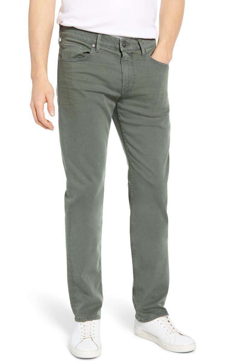 PAIGE Transcend - Federal Slim Straight Leg Jeans, Main, color, 301