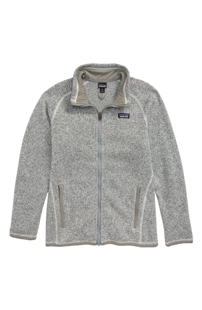 PATAGONIA Better Sweater Jacket, Main, color, 100