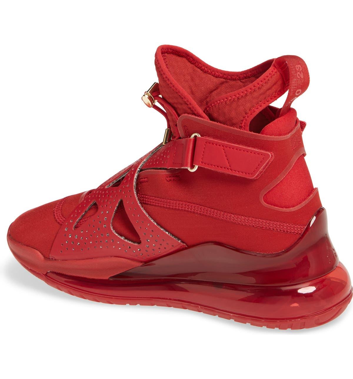 Jordan Air Latitude 720 LX Swarovski High Top Sneaker (Women
