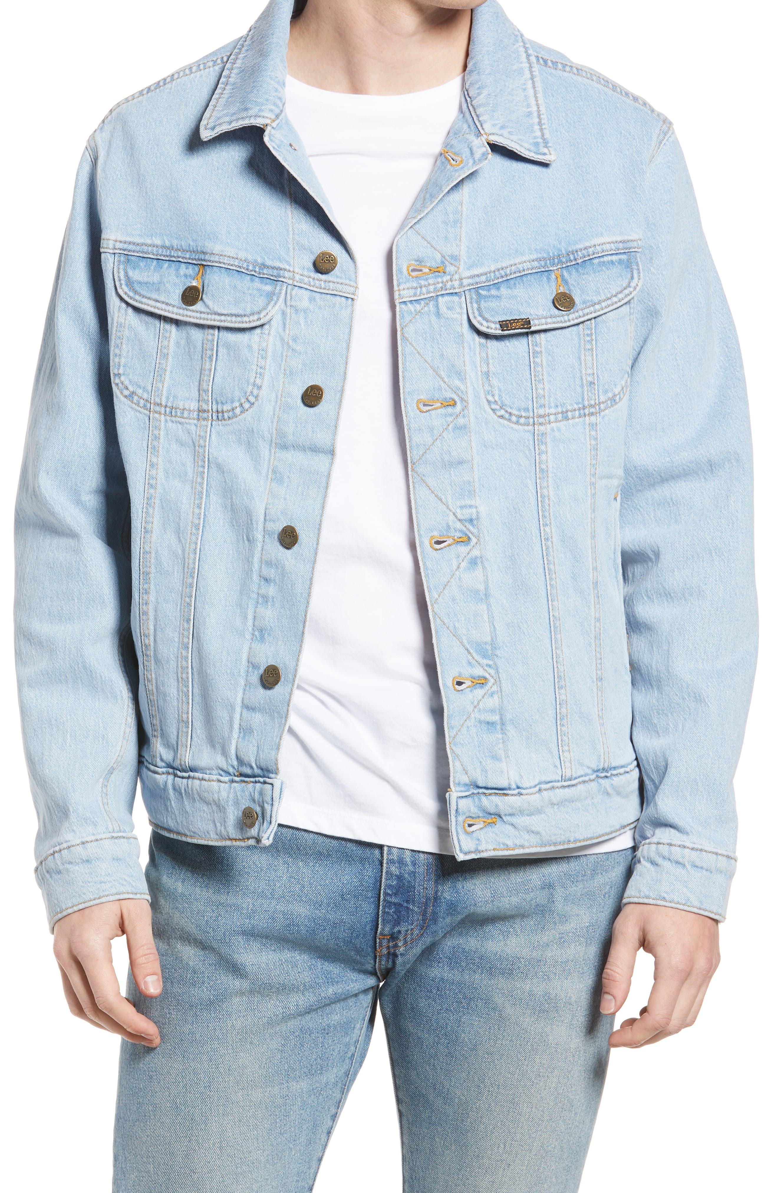 Men's Rider Denim Jacket