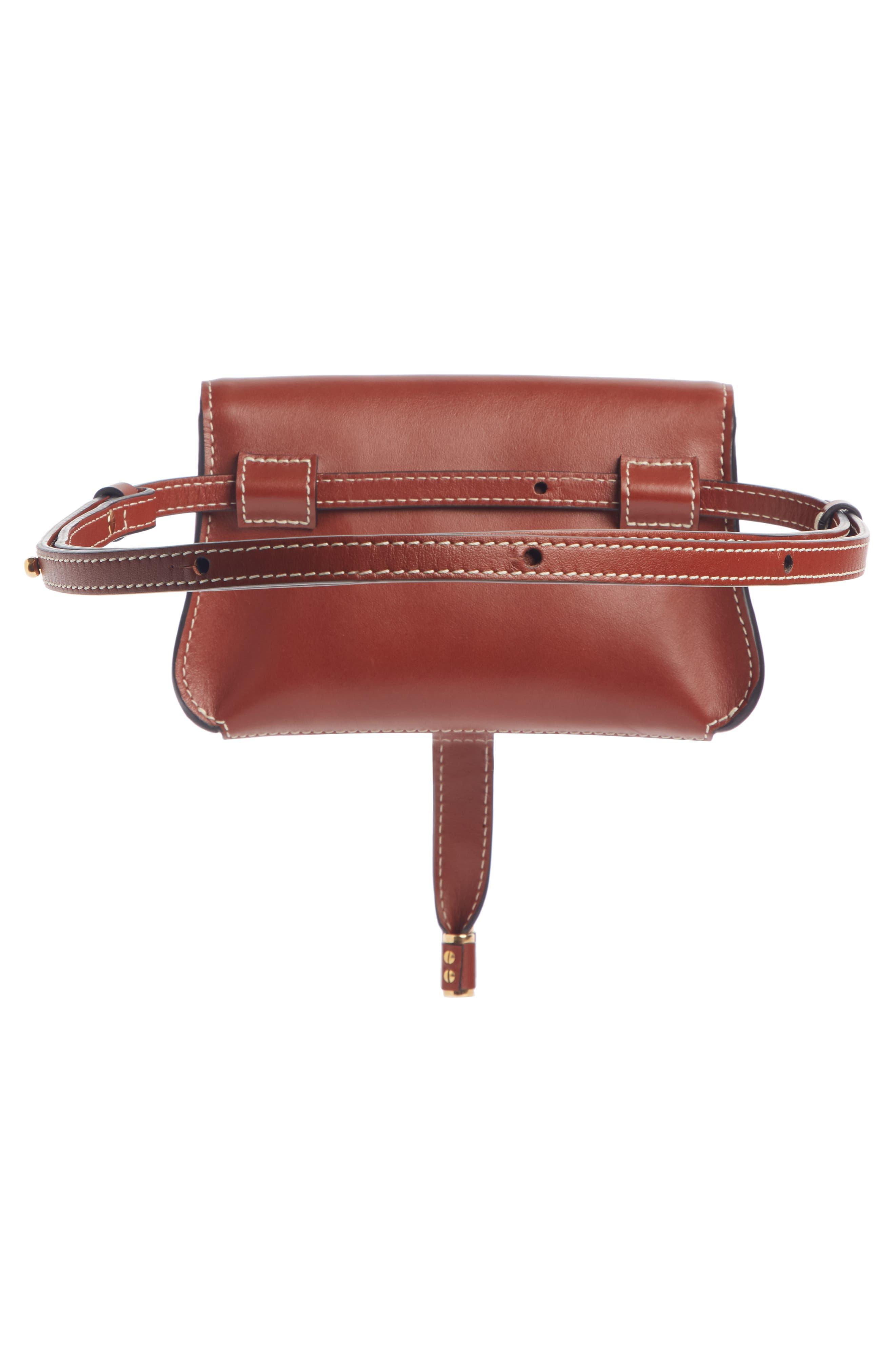 ,                             Marcie Convertible Belt Bag,                             Alternate thumbnail 2, color,                             BROWN/ BROWN