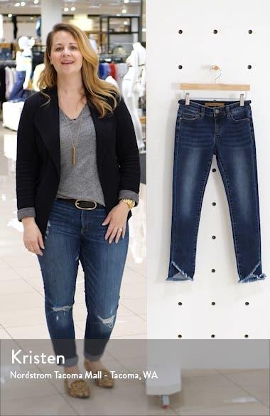 The Markie Tulip Hem Skinny Jeans, sales video thumbnail