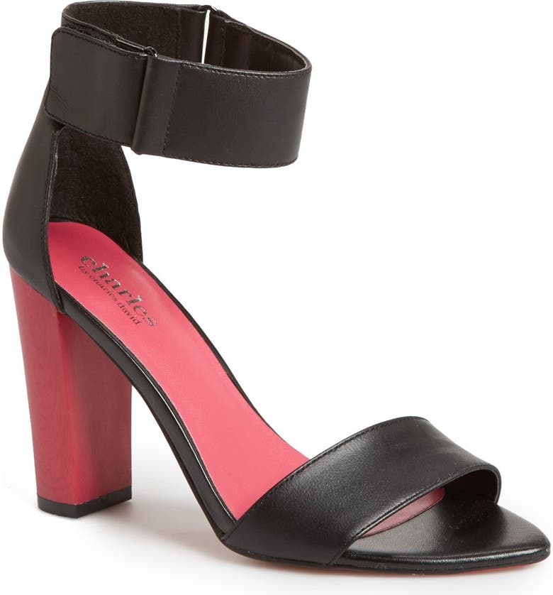 CHARLES BY CHARLES DAVID 'Lucille' Sandal, Main, color, 001