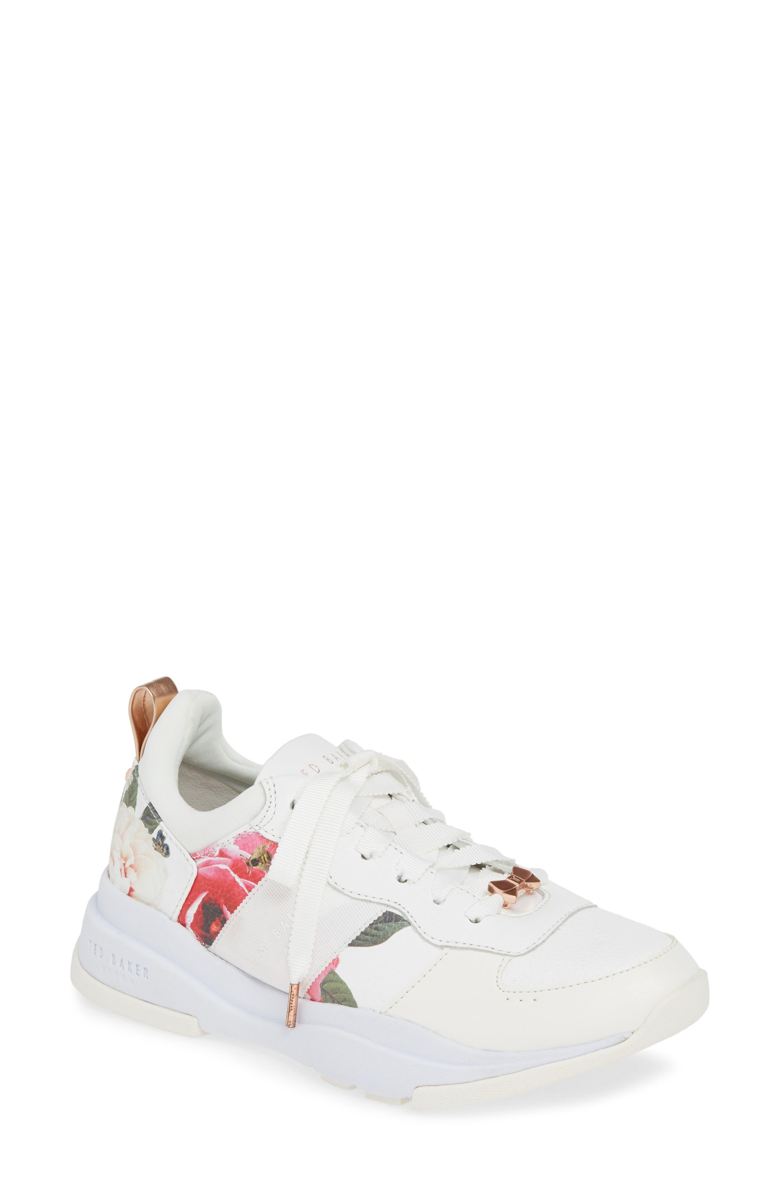 Ted Baker London Waverdi Sneaker - White