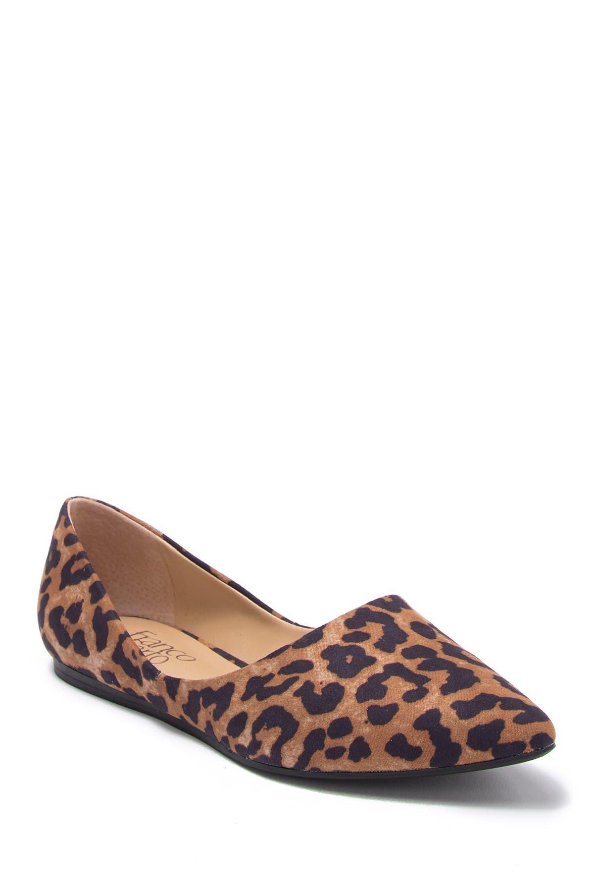 Franco Sarto | Hazeline Leopard Pointed