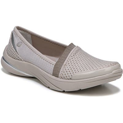 Bzees Lollipop Slip-On Sneaker, Beige