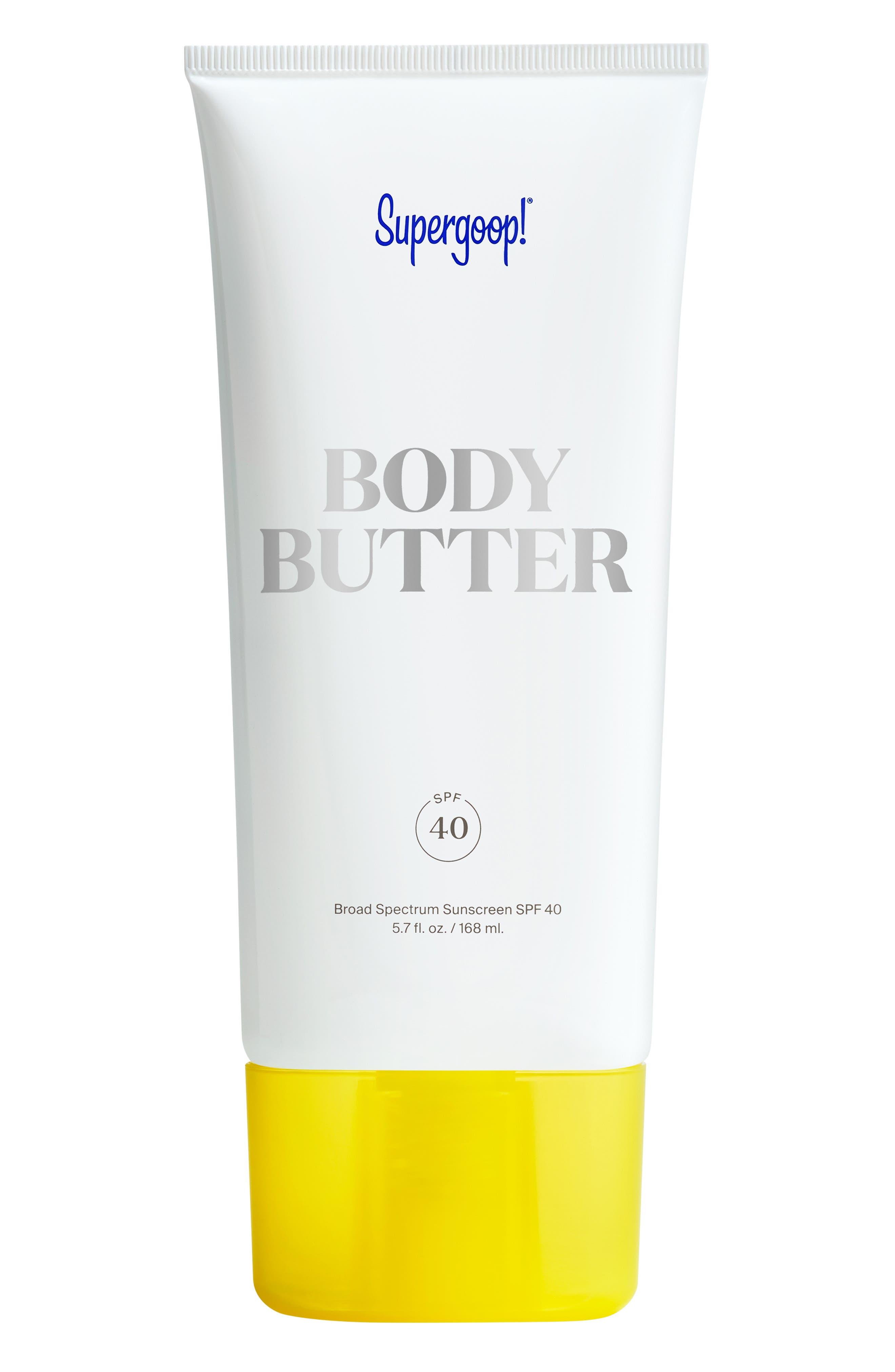 Supergoop! Body Butter Broad Spectrum Sunscreen SPF 40   Nordstrom