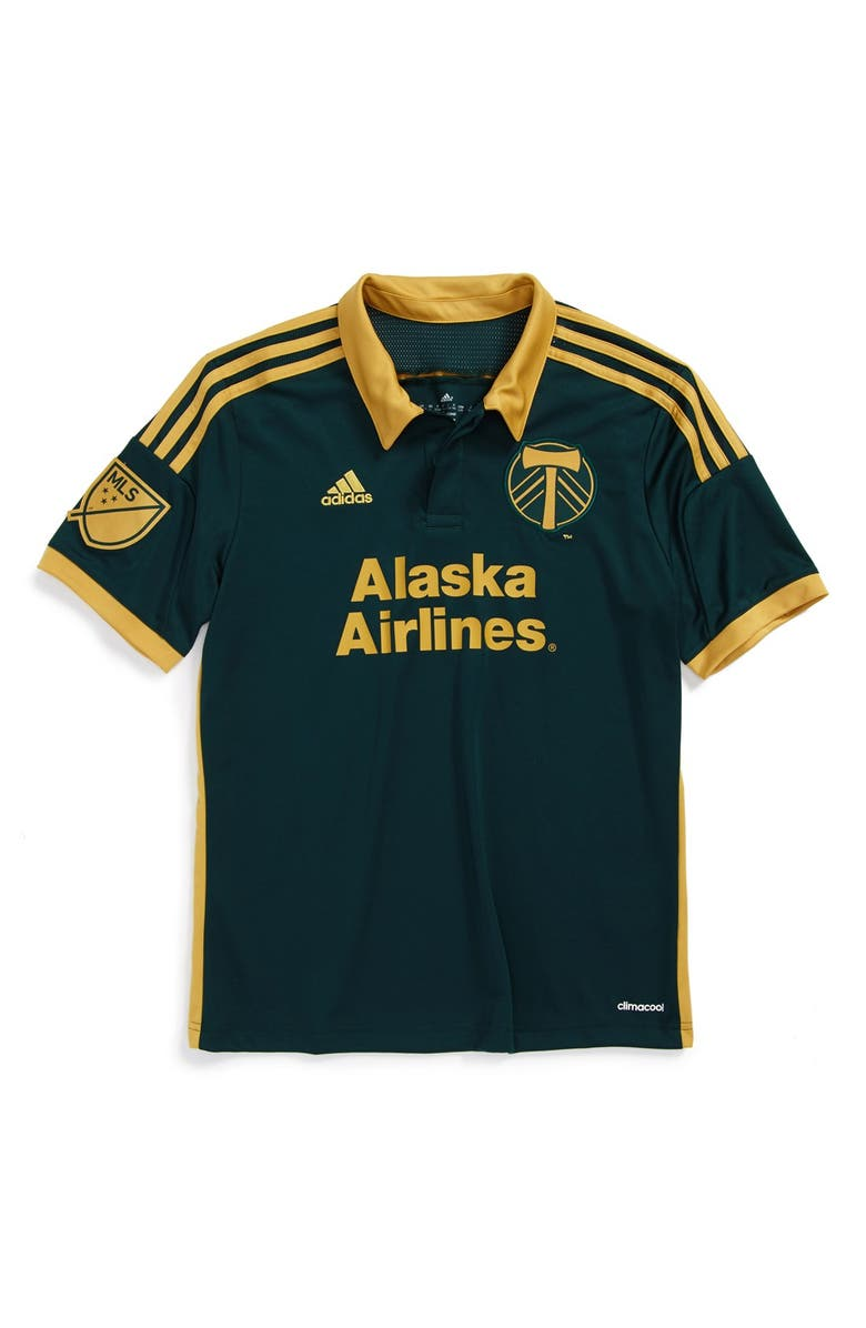 new concept 32567 17ac2 'Portland Timbers' CLIMALITE® Secondary Soccer Jersey