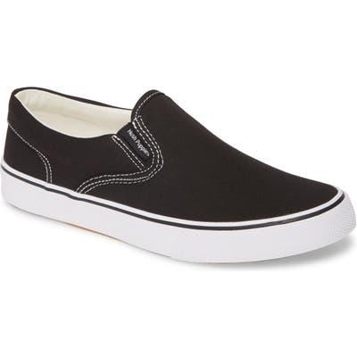 Hush Puppies Byanca Slip-On Sneaker- Black