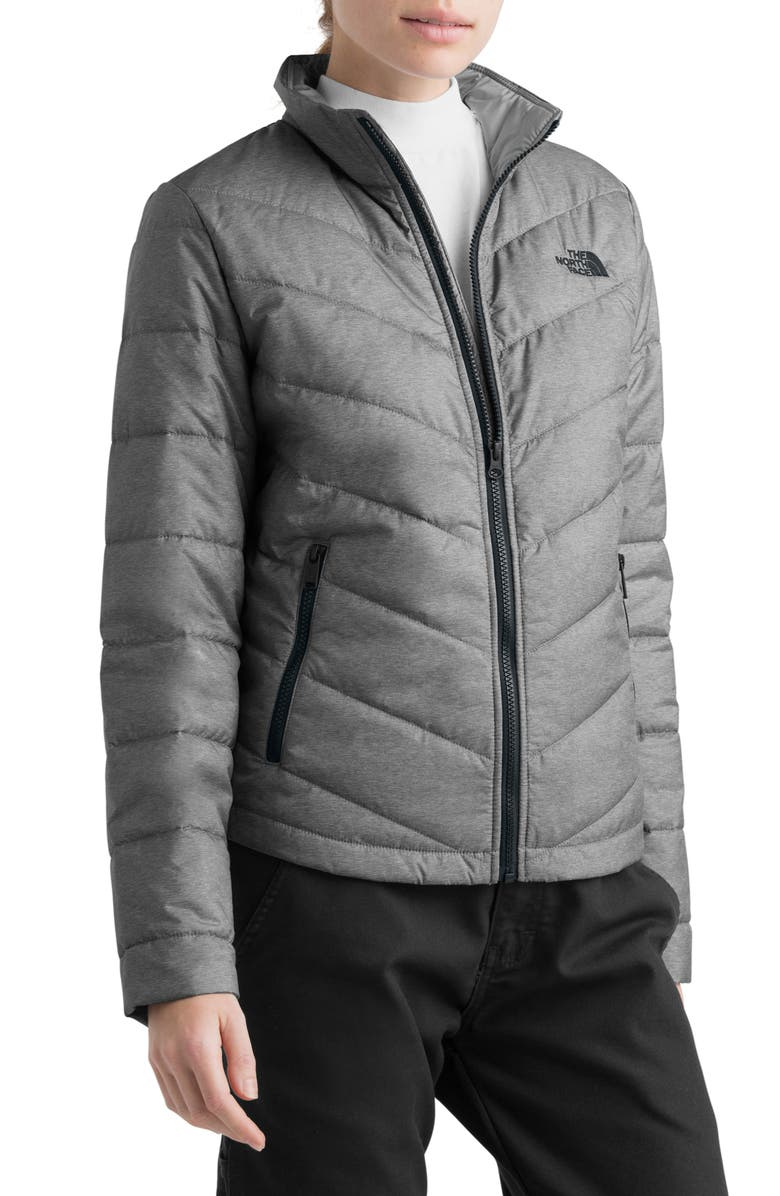 THE NORTH FACE 'Tamburello' Jacket, Main, color, TNF MEDIUM GREY HEATHER