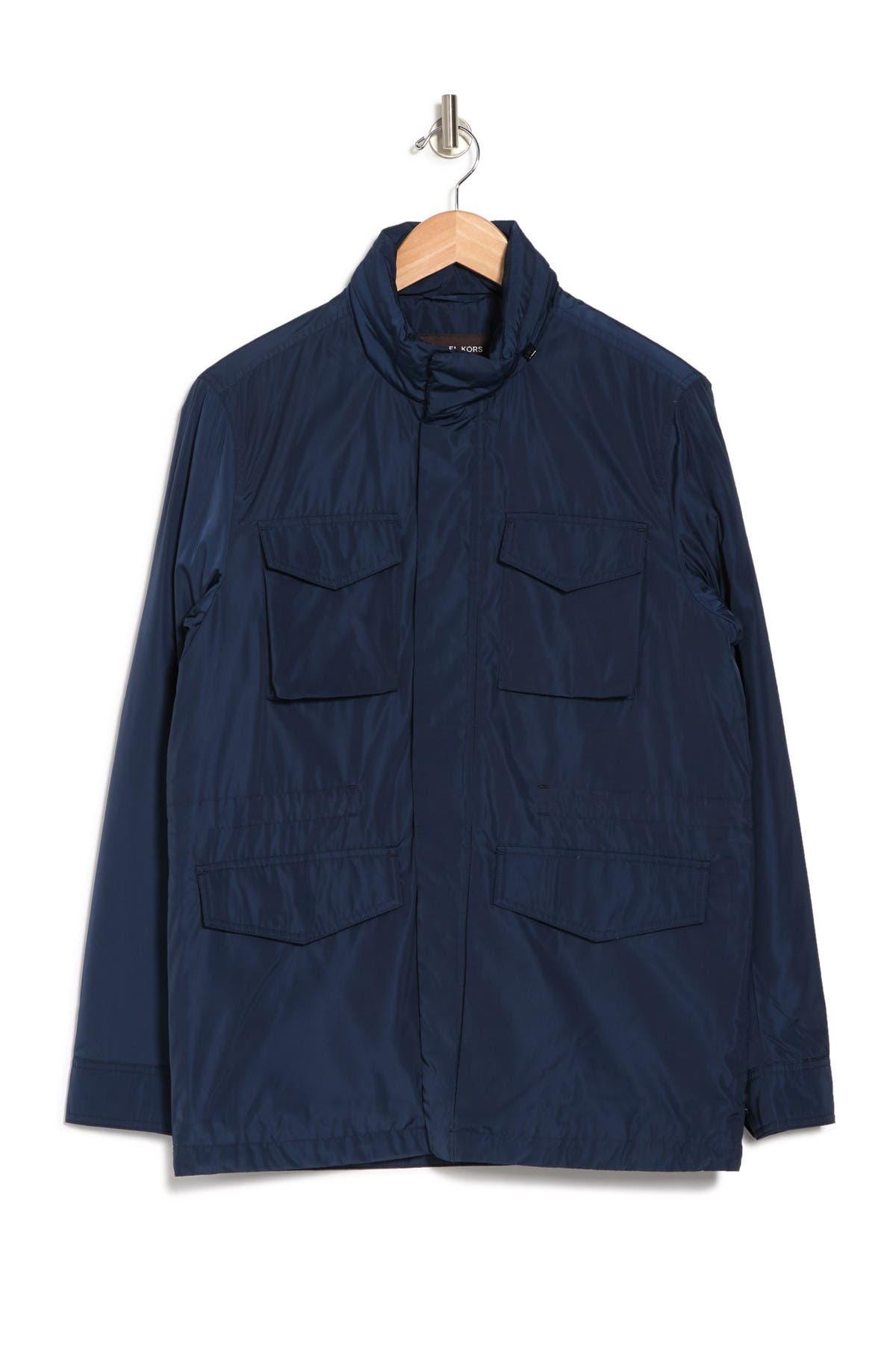 Image of Michael Kors Short Nylon Field Jacket