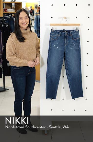 Straight Leg Crop Jeans, sales video thumbnail