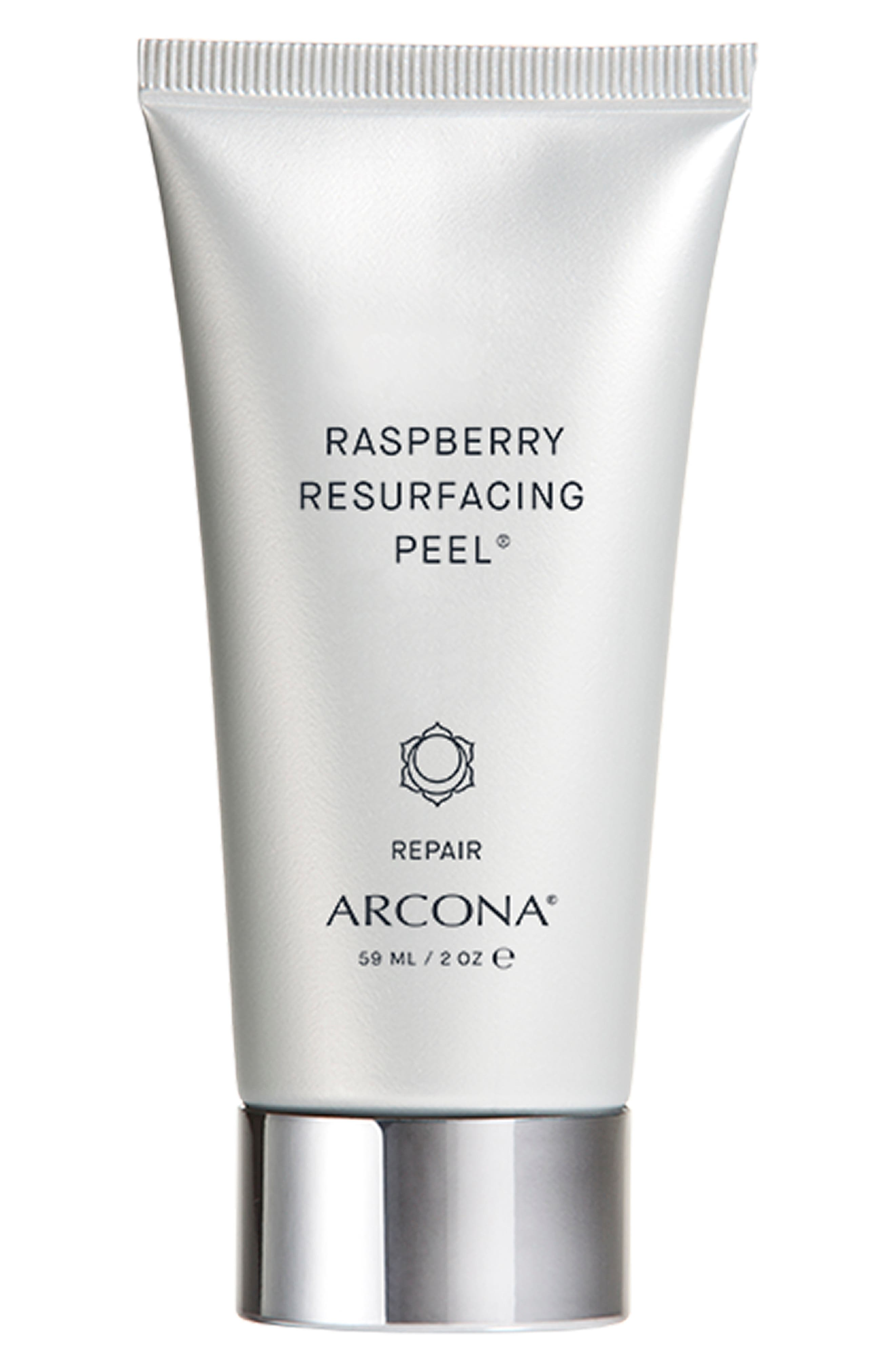 Raspberry Resurfacing Peel