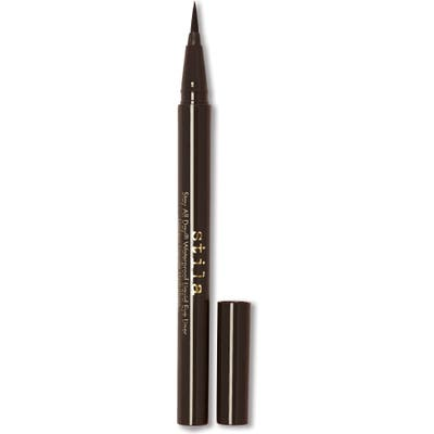 Stila Stay All Day Waterproof Liquid Eyeliner - Intense Smoky Quartz