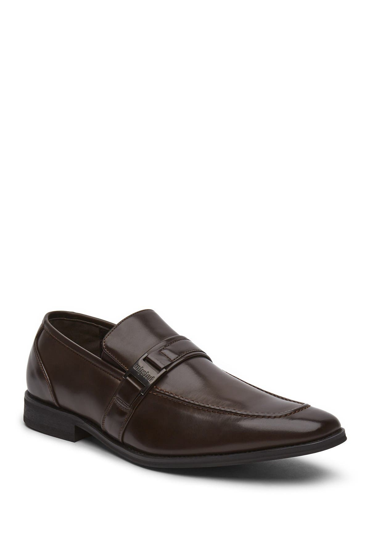 Image of Unlisted, A Kenneth Cole Production Mu-Stash Buckled Oxford