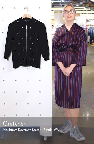 Embellished Knit Jacket, sales video thumbnail