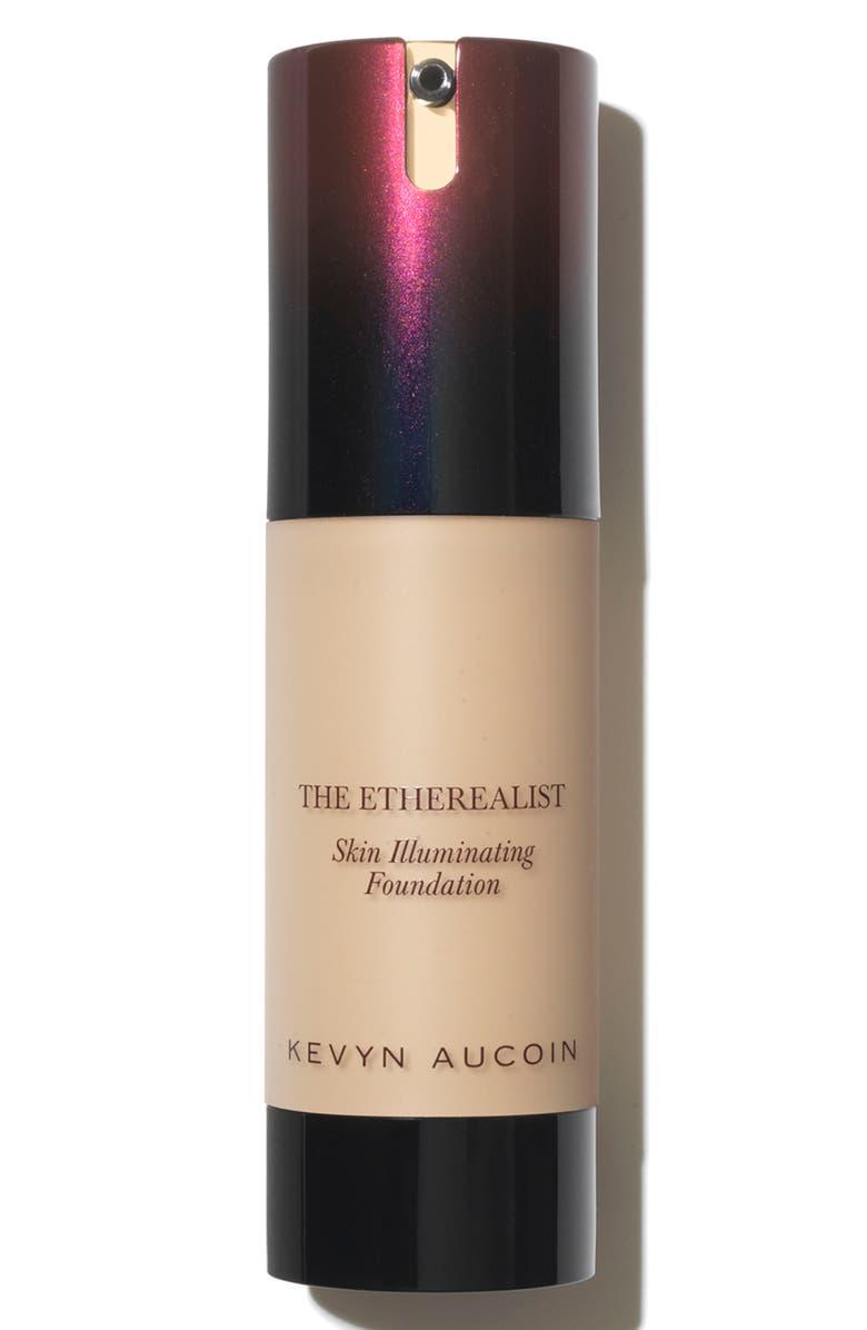 KEVYN AUCOIN BEAUTY The Etherealist Skin Illuminating Foundation, Main, color, 01 LIGHT