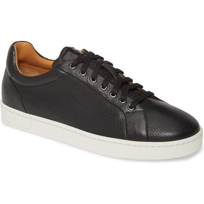 Magnanni Elonso Low Top Sneaker, Black