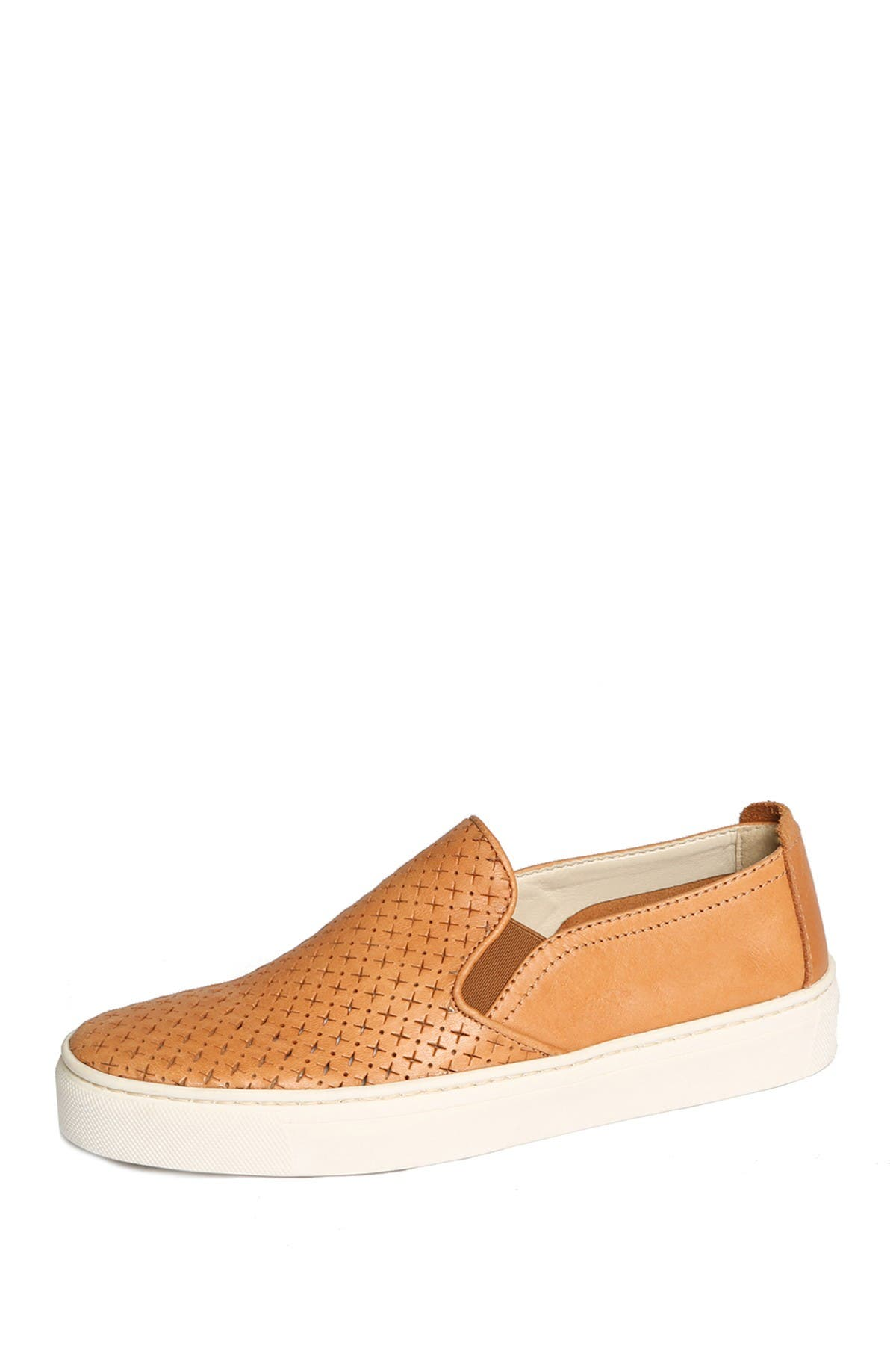 Image of THE FLEXX Stella Perforated Slip-On Sneaker