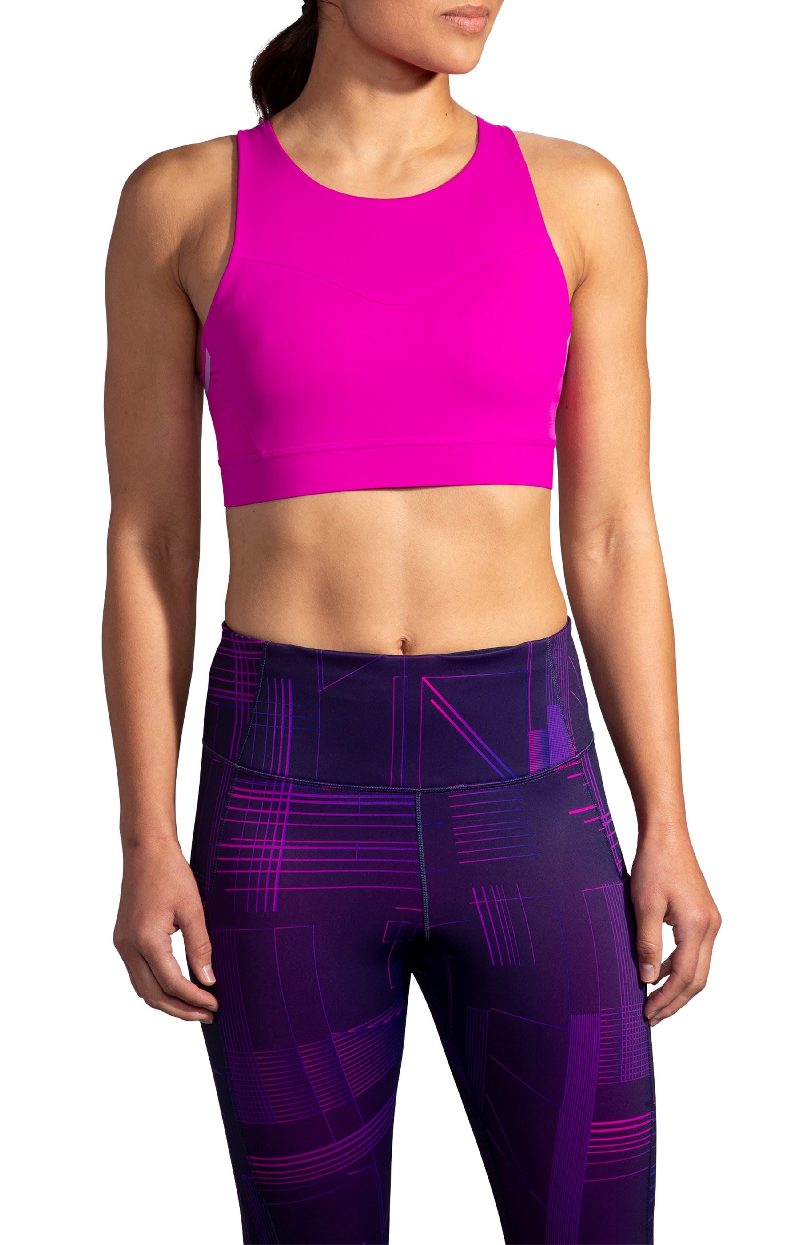 Drive Three-Pocket Running Sports Bra