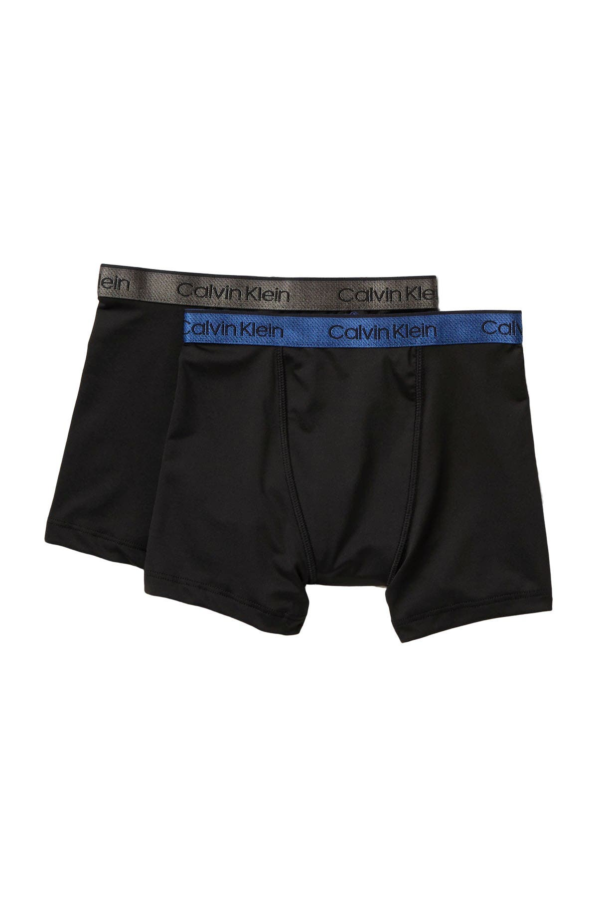 Image of Calvin Klein Performance Boxer Briefs - Pack of 2