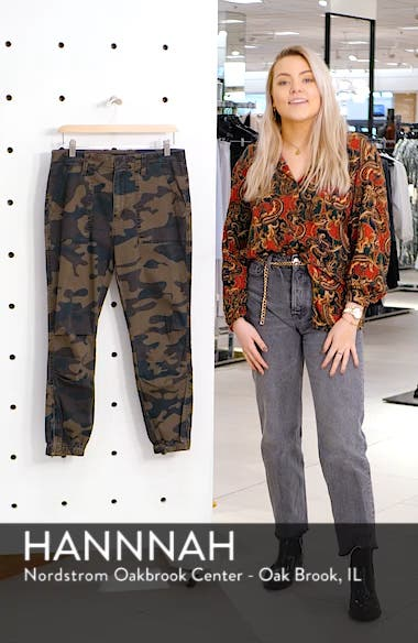 Jensen Prime Camo Jogger Pants, sales video thumbnail