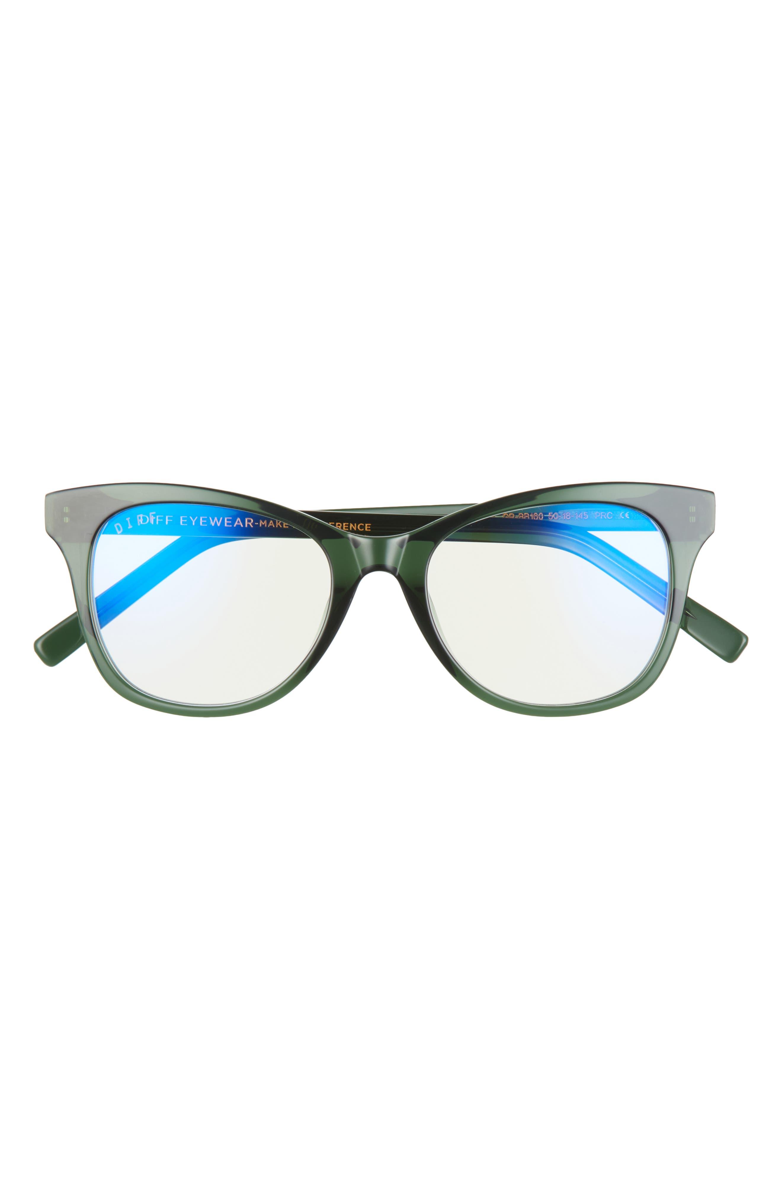 Carina 50mm Blue Light Blocking Glasses