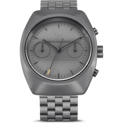 Adidas Process Chronograph Bracelet Watch, 40Mm