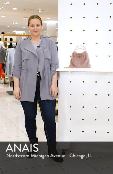 Loray Faux Fur Bag, sales video thumbnail