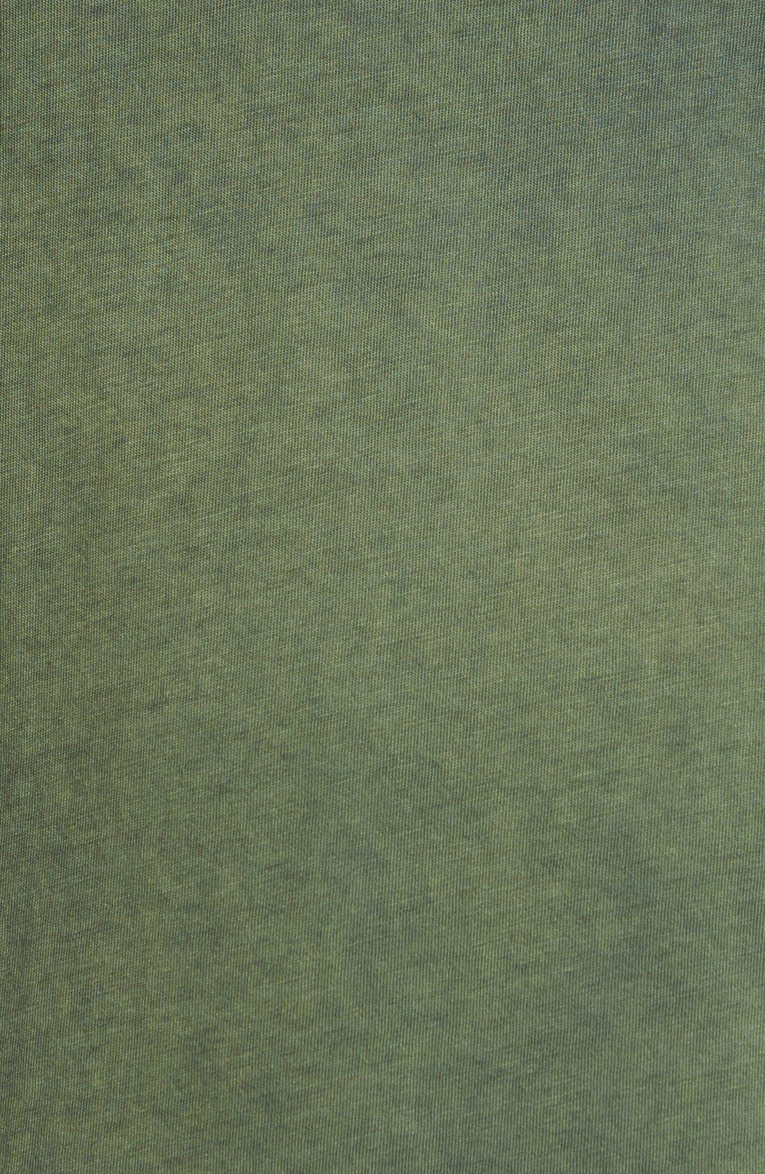 ,                             U-Neck T-Shirt,                             Alternate thumbnail 5, color,                             460