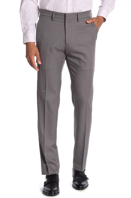 """Image of Kenneth Cole Reaction Stretch Gab Suit Separates Trousers - 29-34"""" Inseam"""