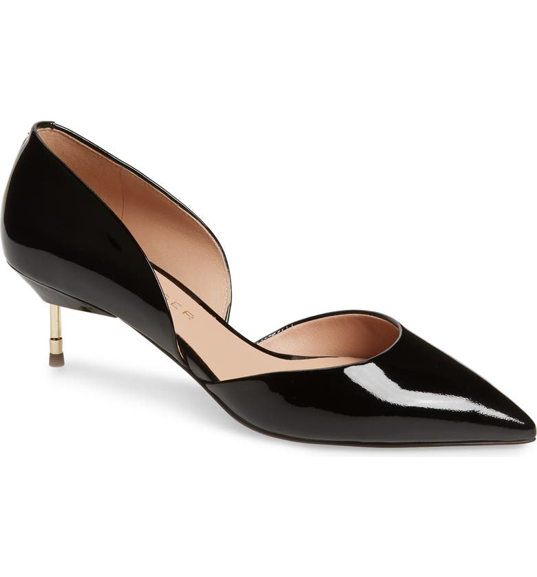 Kurt Geiger London Bond 60 DOrsay Pump Women