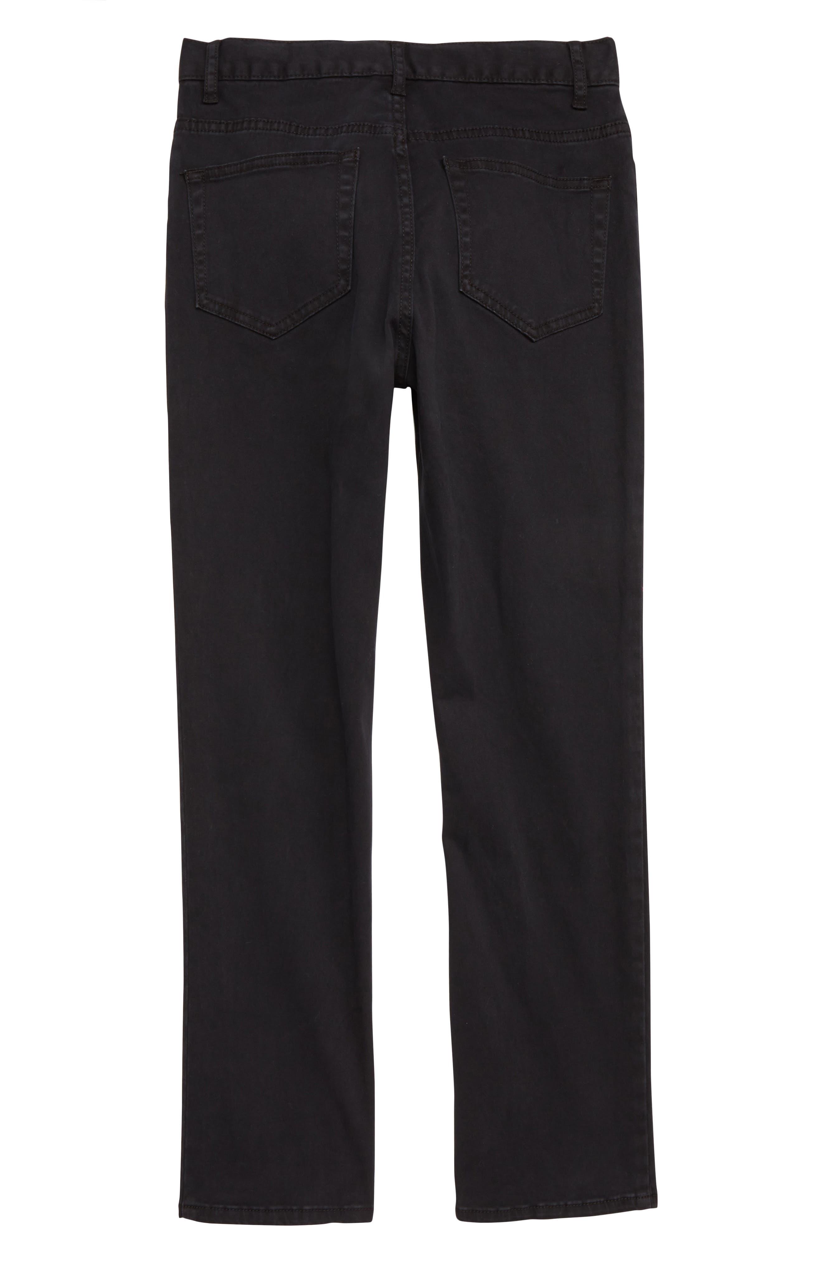,                             Five-Pocket Pants,                             Alternate thumbnail 2, color,                             001