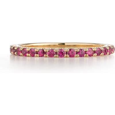 Kwiat Ruby Stackable Ring