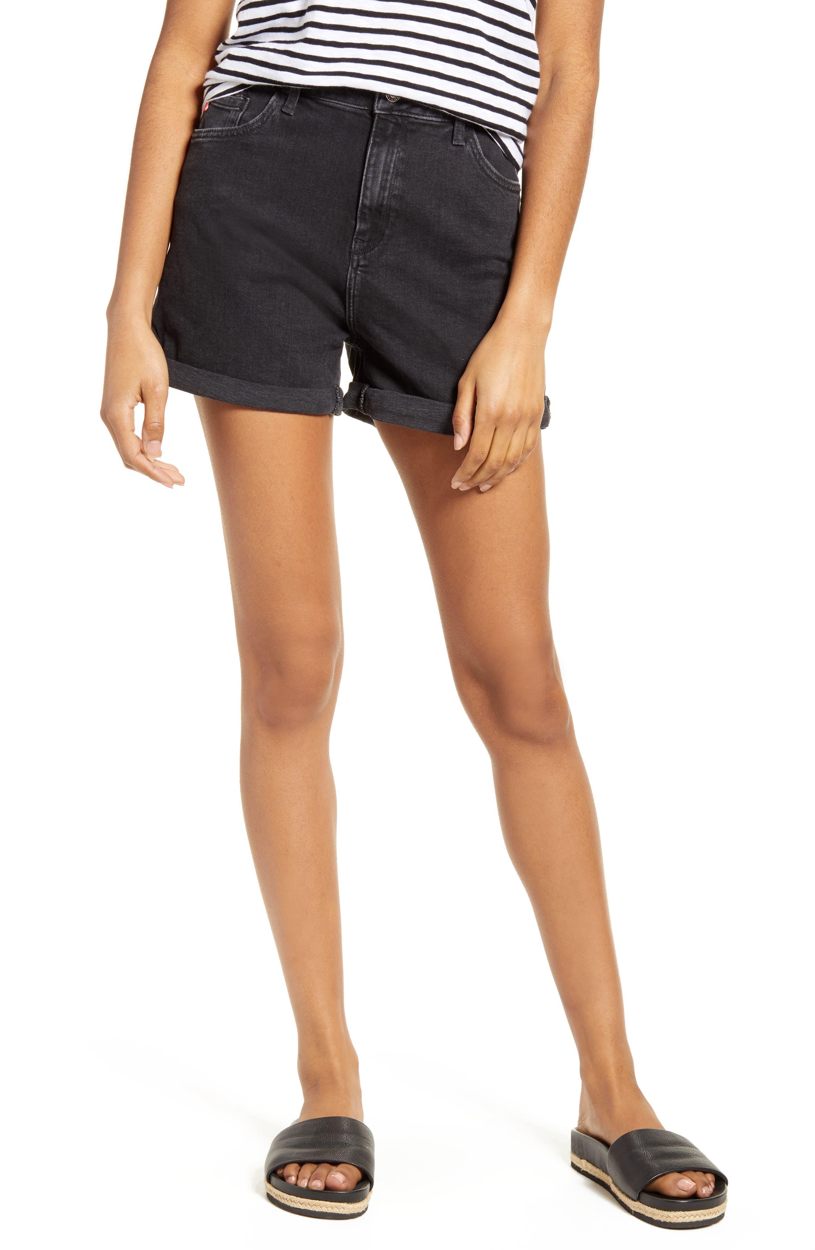 Ella Denim Shorts