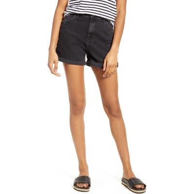 Mavi Jeans Ella Denim Shorts, Black