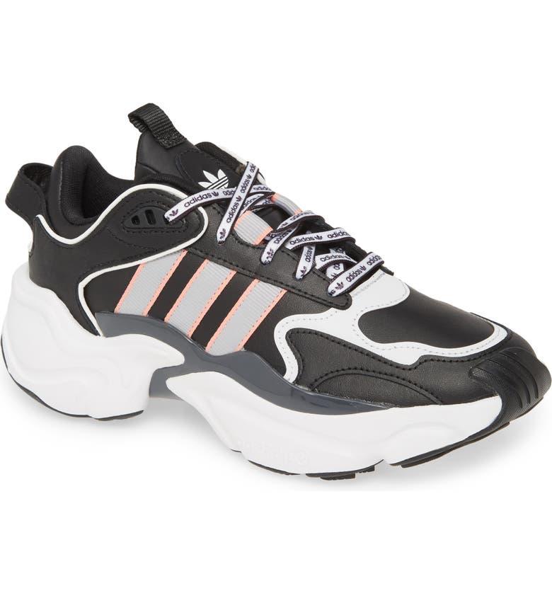 ADIDAS Magmur Runner Sneaker, Main, color, 001