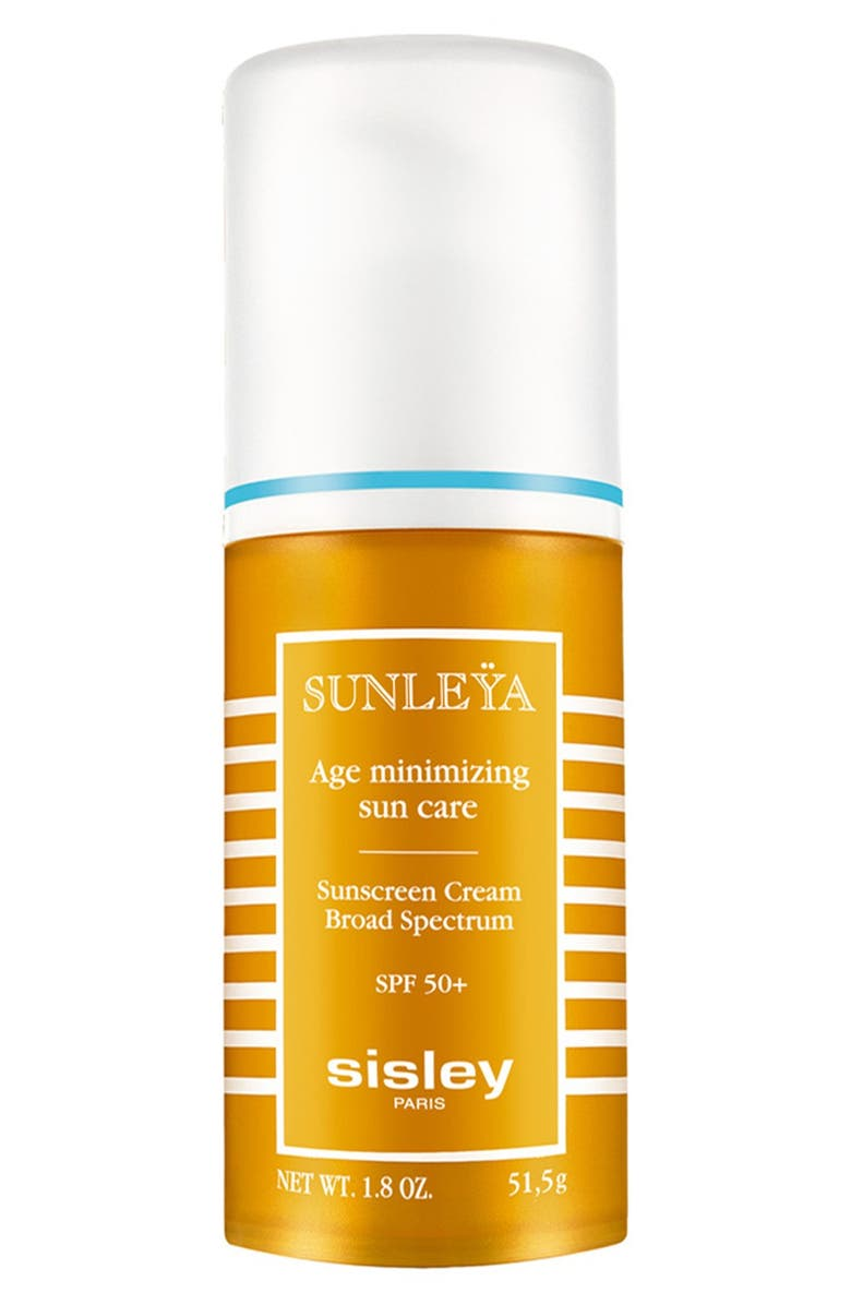 SISLEY PARIS Sunleÿa Age Minimizer Sun Care SPF 50+, Main, color, NO COLOR