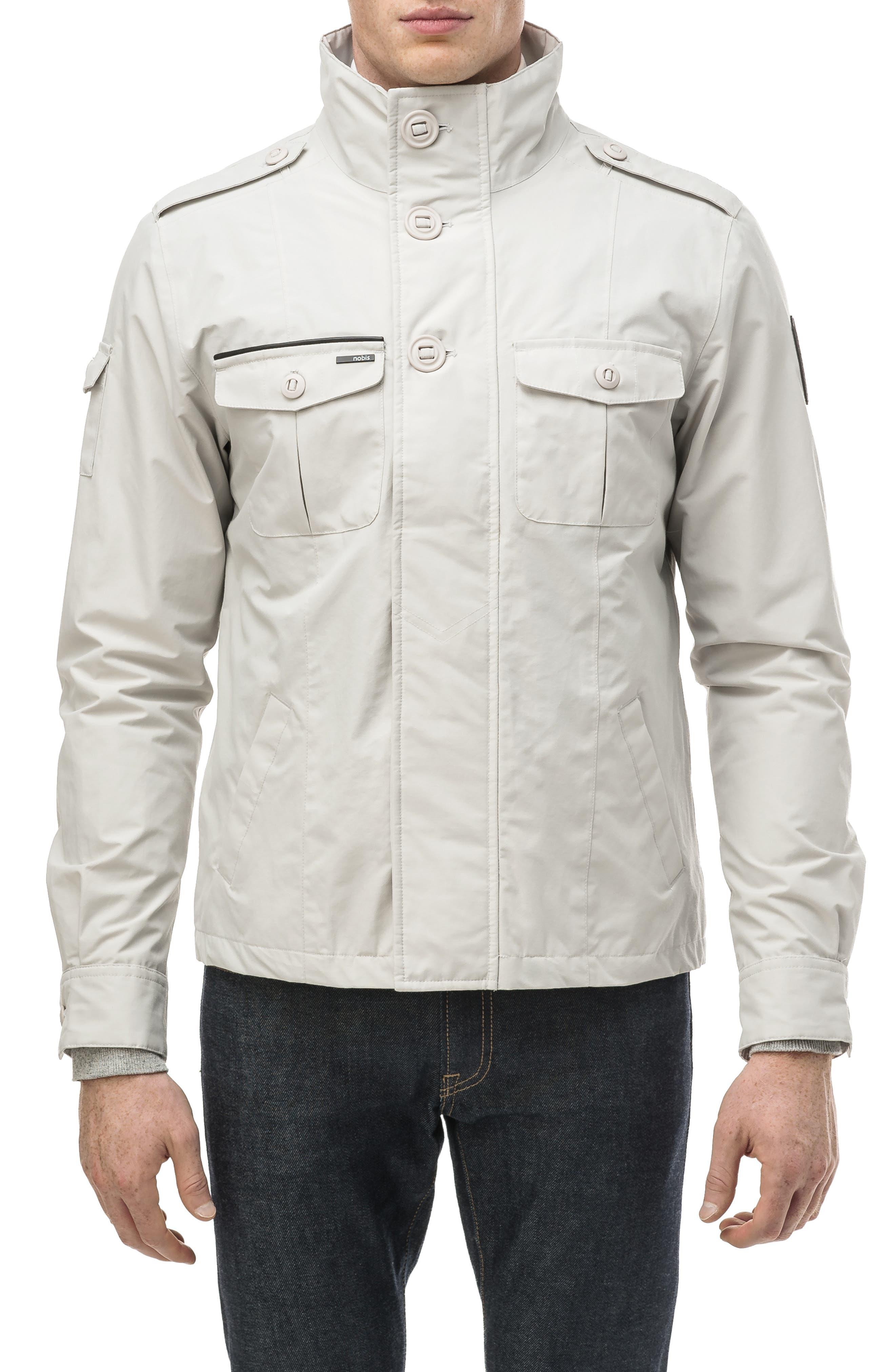 Men's Nobis Admiral Shirt Jacket