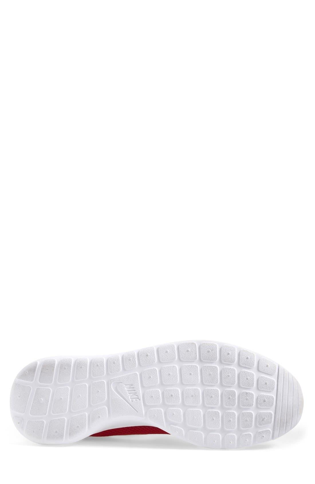 ,                             'Roshe Run' Sneaker,                             Alternate thumbnail 132, color,                             612