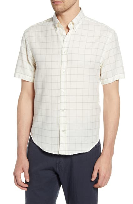 Image of Billy Reid Murphy Slim Fit Button Down Shirt