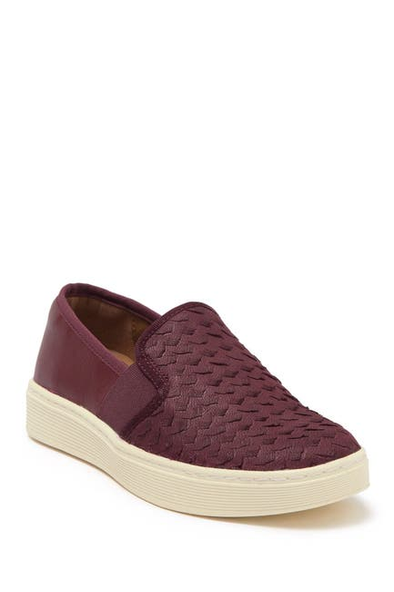Image of Sofft Minta Leather Slip-On Sneaker