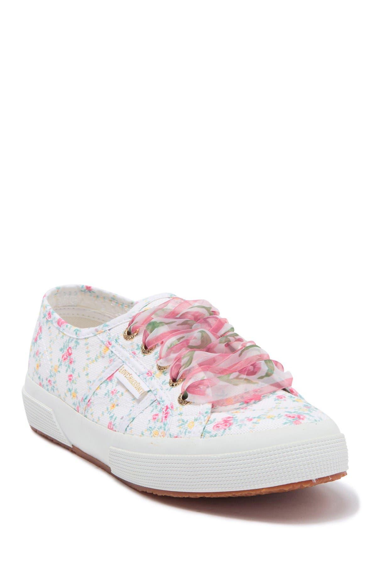 Image of Superga 2750 Fancot Floral Sneaker